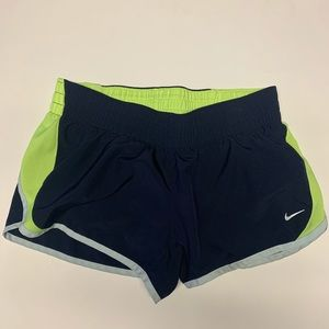 🌸 5/$20 Nike Dark Navy Blue Running Shorts